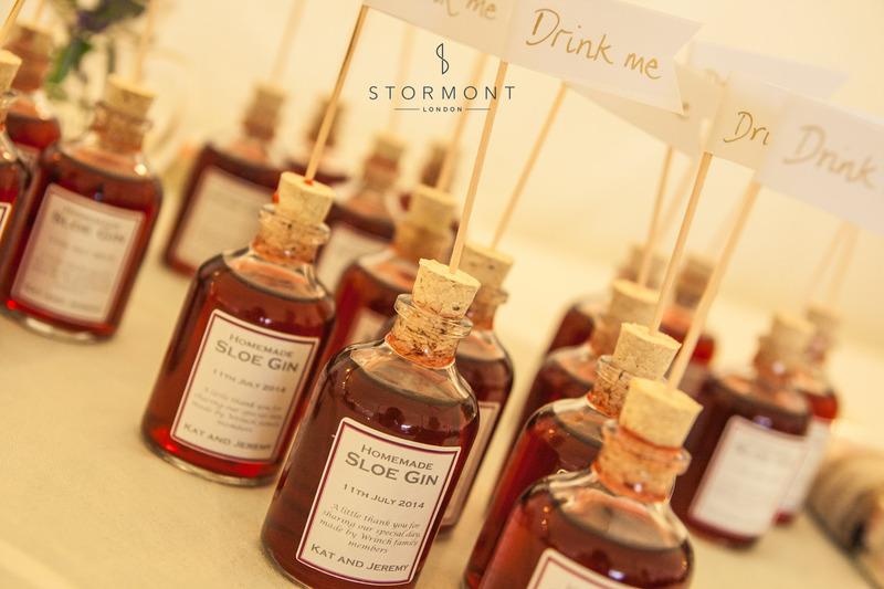 wedding decoration ideas suffolk vintage wedding country wedding drink me alice in wonderland wedding sloe gin