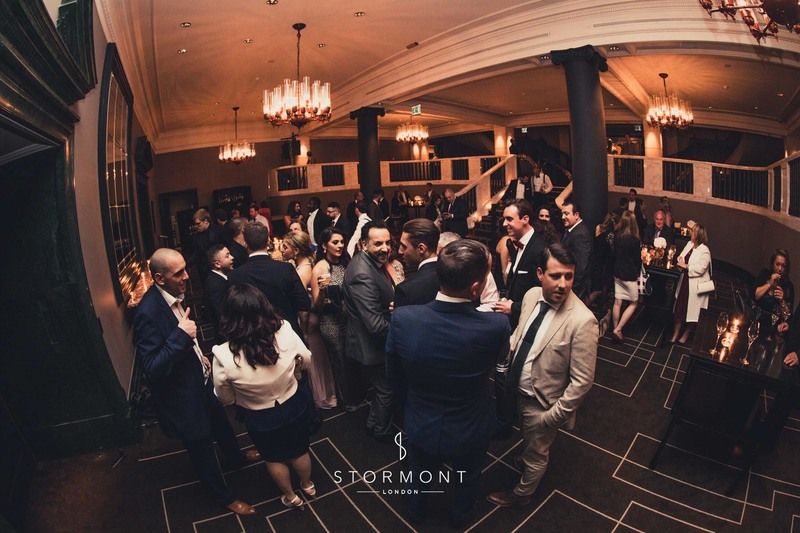 stormont london wedding production rosewood hotel perry's the wedding company stormont london entertainment agency los amigos band