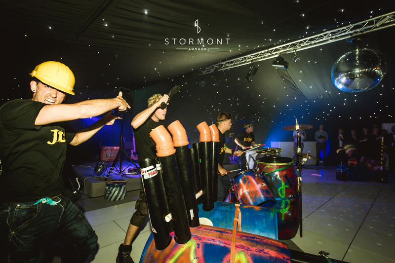 stormont event entertainment junnk band