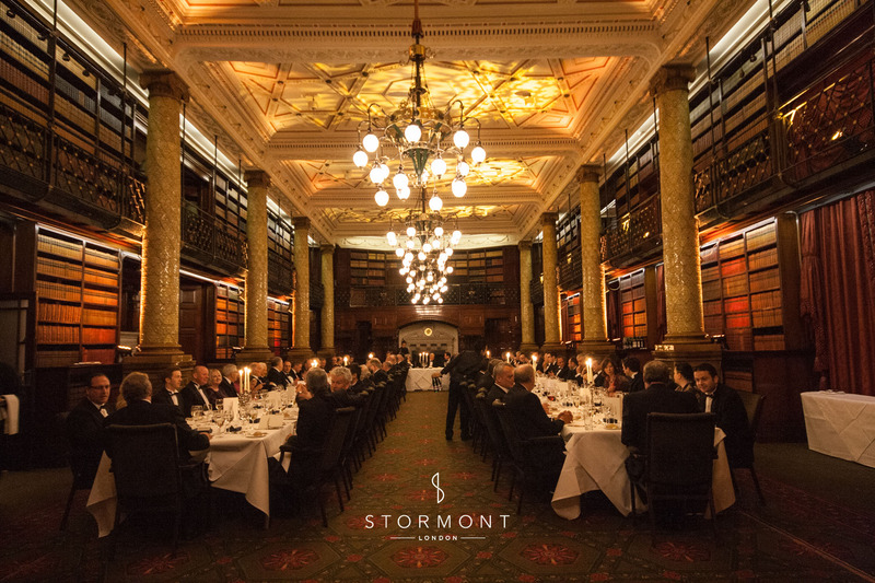 Stormont london corporate event entertainment gladstone library one whitehall place